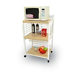 Ruoliu Ul Sy Ql on Amazon Microwave Carts