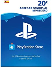 TARJETA PSN CARD 20€ | Código de descarga PSN - Cuenta española