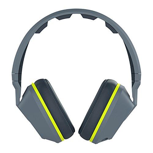Skullcandy Crusher Headphones with Built-in Amplifier and Mi