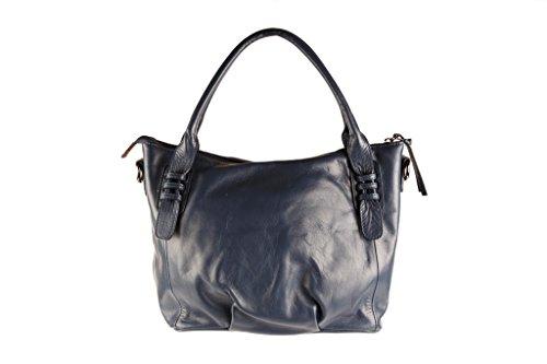 SALVADOR BACHILLER tote Bag - Becca AN1704 - Jeans