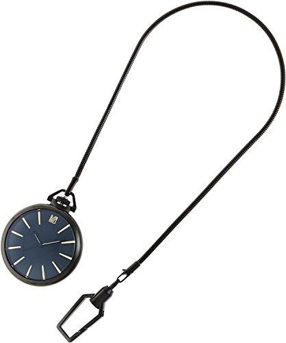MARCH LA.B Pocket Watch: 1805 - 47mm Emerald dial PW1805-47ED Men's [regular (Emerald Mens Watch)