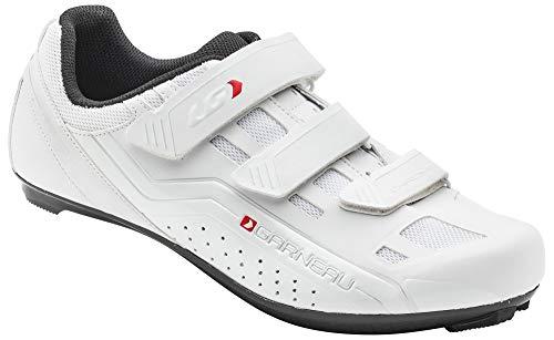 Louis Garneau Men's Chrome Bike Shoes, White, US (10.75), EU (45)