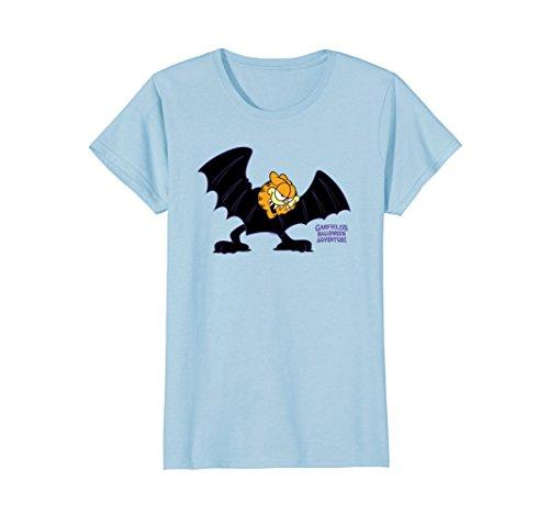 Garfield Amazon Costume (Womens Garfield Bat Costume Medium Baby)