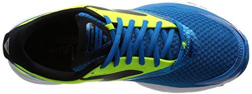 Brooks Launch 4, Zapatos para Correr para Hombre Multicolor (Methylblue/nightlife/black)