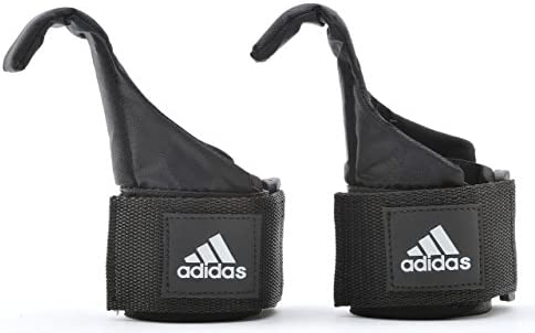 adidas Hook Lifting Straps: Amazon.co.uk: Sports & Outdoors