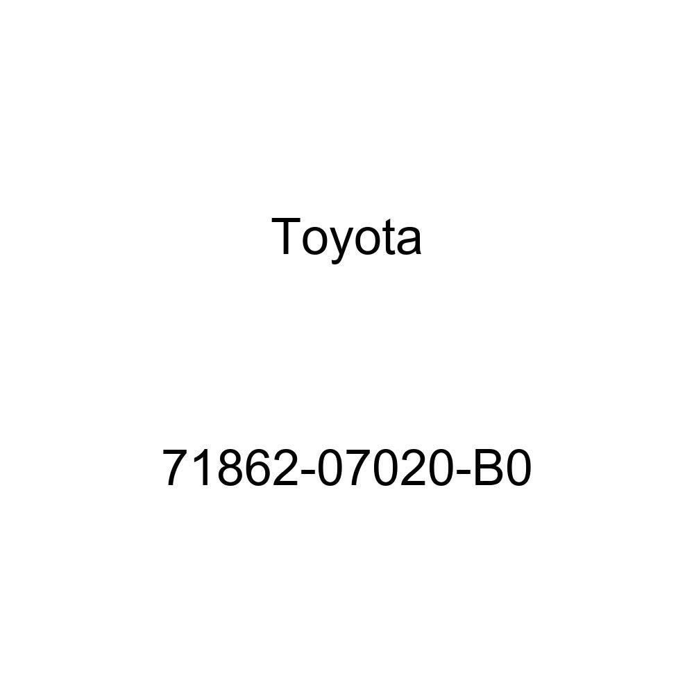 TOYOTA Genuine 71862-07020-C0 Seat Cushion Shield