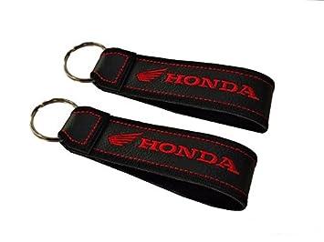 Moto Discovery Cordón Llavero Doble Cara para Modelos Honda ...