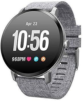 NBWE de Moda V11 Smartwatch en Tiempo Real Ritmo cardíaco ...