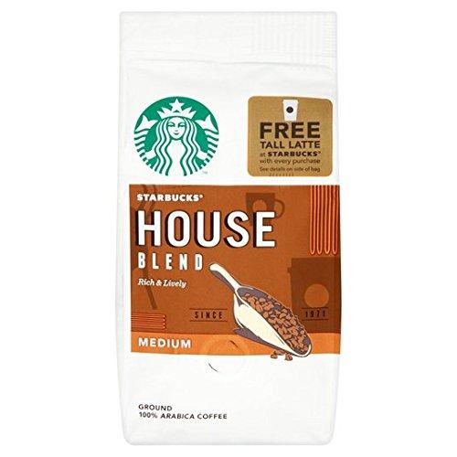 Starbucks House Blend café molido 200g: Amazon.es: Alimentación y bebidas