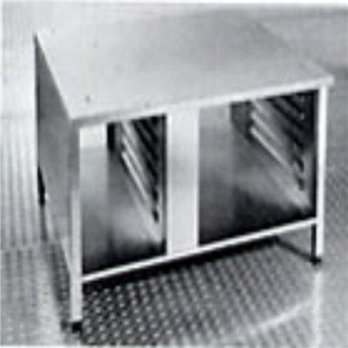 Rational Combinación horno Stand c/w GN medida barras UG2: Amazon ...
