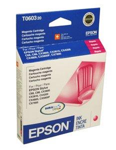 EPSON Inkjet,Stylus CX3810,CX3800, Magenta CX4200,4800,5800, 7800, C68, (4800 Magenta Ink)