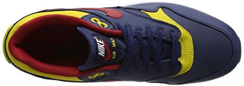 Blu Gym Sulfurwhit Scarpe 1 Red Navy Max Ginnastica Air Premium da Nike Uomo Vivid q8aOvwI