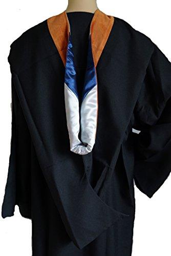 Graduation Bachelor Hood For Bachelor Degrees Silver   Blue  Copper  Economics