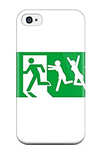 High-quality Durable Protection Case For Iphone 4/4s(humor Abstract Humor)