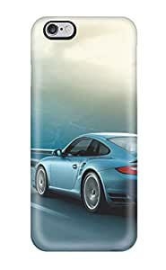 Premium Protection 2011 Porsche 911 Turbo S 2 Case Cover For Iphone 6 Plus- Retail Packaging