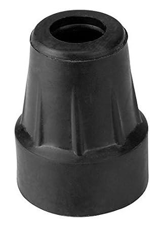 Amazon.com: Ossenberg 2 negro virolas/puntas de goma con ...