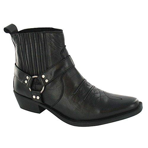 Maverick Mens A3003 Cowboy Boots Bruna