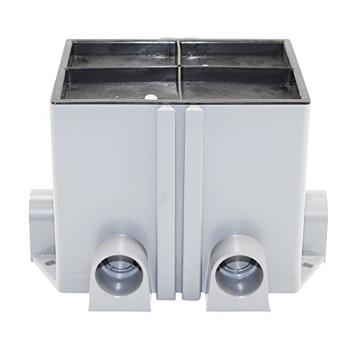 Steel City 642P 2G N/M Floor Box