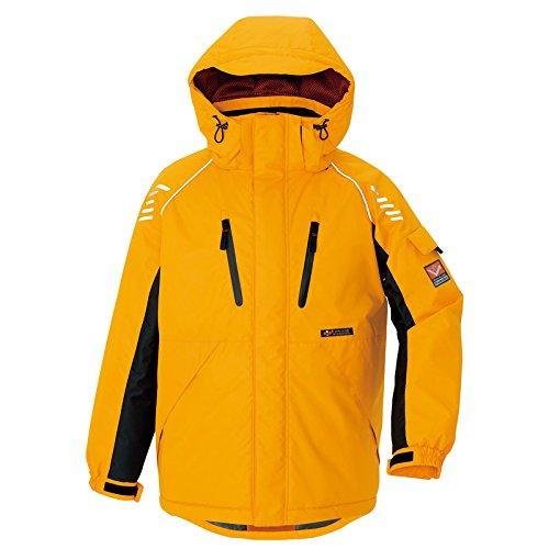 秋冬物 AITOZ アイトス 防寒ジャケット AZ-6063 019イエロー L B00B1YPL4O イエロー L