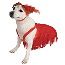 Rubie's Flapper Pet Costume, Medium