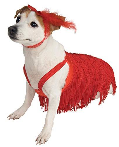 Rubie's Flapper Pet Costume, Medium -