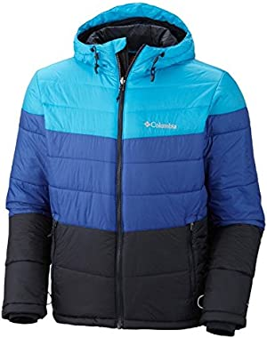 Columbia Mens Shimmer Flash II Omni-Heat Insulator Jacket Small