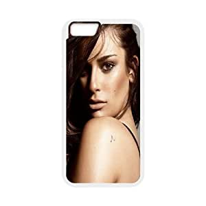 iPhone 6 4.7 Inch Cell Phone Case White Lea Michele Rcgjv