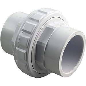 "Custom 21053-150-000 1.5"" Slip x 2"" SPG Flush Union"