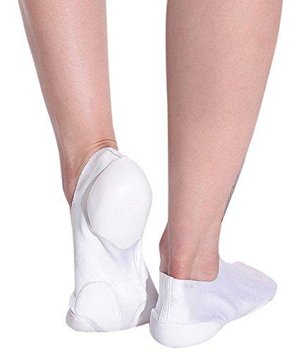 86776f29eb0 7 Size Amazon White Shoes Uk Adidas white Adipure 5 in Trampoline WzXqaaAIS