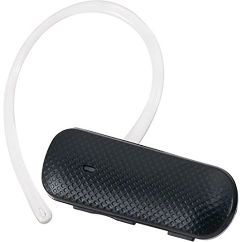 Straight Talk Mono Wireless Bluetooth Headset Earpiece Headphones, Black (Non-Retail Packaging)