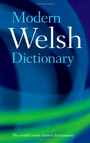 Modern Welsh Dictionary (Welsh and English Edition) (Tapa Blanda)