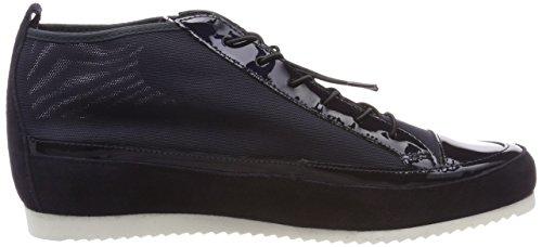 Högl 5-10 2316 Sneaker A Collo Alto Donna Blu ocean