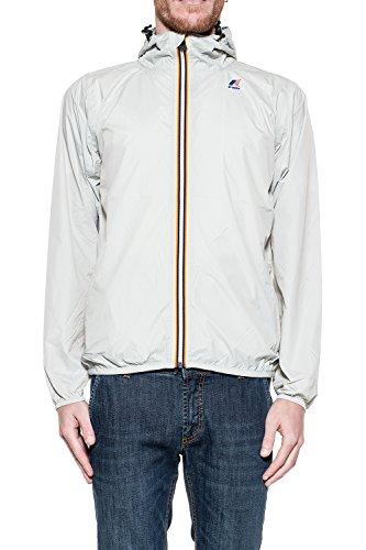 K-Way Herren K004BD0343 Grau Polyamid Jacke