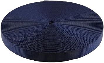 5 Yards 2 Inch Royal Blue Seat-belt Webbing Closeout