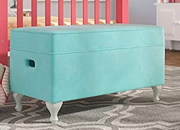 Amazon.com: HomeK- End of Bed Storage Bench-Bedroom Benches ...