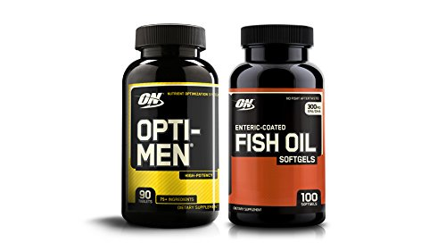 OPTIMUM NUTRITION Opti-Men High ...