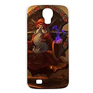 Zilean-002 League of Legends LoL Ipod Touch 4 Plastic White