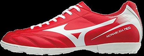 Neo Rosso Scarpe Futsal Bianco Hanno Monarcida 5 40 vwq8HqEB4