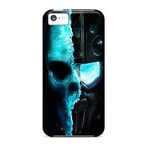 New Style JosareTreegen Hard Cases Covers For Iphone 5c- Graw