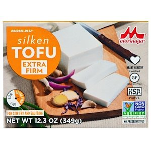 Mori-Nu Silken Tofu, Extra Firm, 12.3 Ounce (Case of 24)