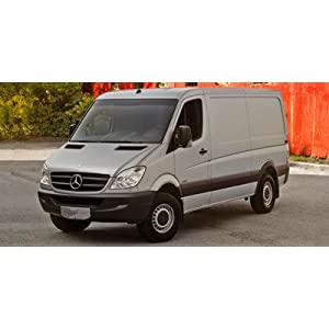 Amazon.com: 2010 Mercedes-Benz Sprinter 2500 Reviews, Images, and Specs: Vehicles