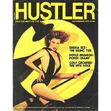 Hustler November 1976 Centerfold