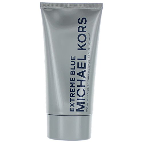 Price comparison product image Michael Kors Extreme Blue Men's Hair and Body Wash, 5 Ounce