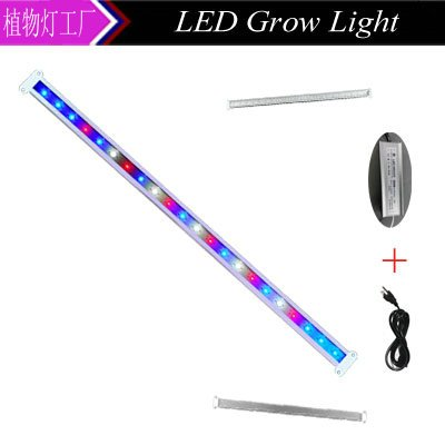 YZL/22 W LED Grow Lights/photosynthetic植物と園芸Nursery Vegetable/植物Fillすべて光学スペクトルライト/ランプ、レッドとブルー1 : 1 B01L73RDZI