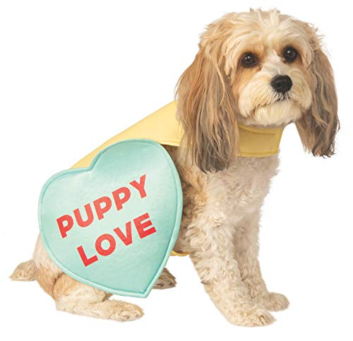 Rubie's Easy-On Candy Heart Pet Costume