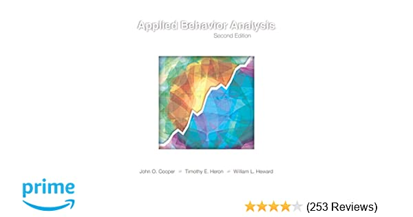 Amazon com: Applied Behavior Analysis (2nd Edition