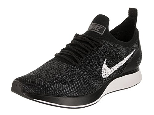 NIKE Women's WMNS Air Zoom Mariah FK Racer, Black/White-Dark Grey, 7.5 M US