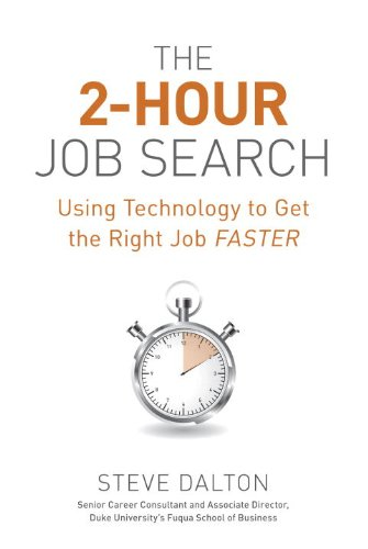 Pdf Education The 2-Hour Job Search: Using Technology to Get the Right Job Faster