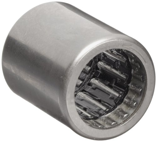 (INA HFL1022 Roller Clutch and Bearing, Drawn Cup, Plastic, Open End, Metric, 10mm ID, 14mm OD, 22mm Width)