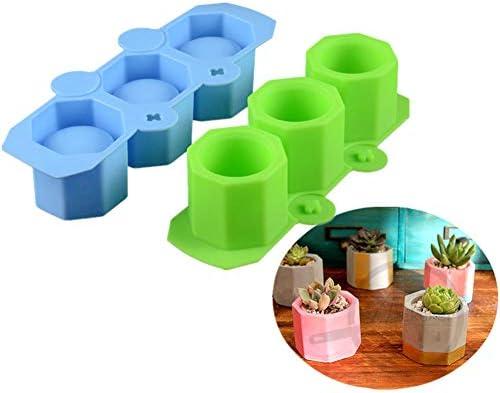 Moldes de silicona para plantas y flores, hechos a mano, para ...
